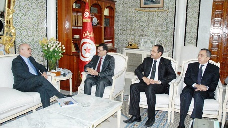قرض البنك الدولي لتونس