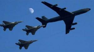 طائرات الكيان الصهيوني