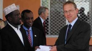سفارة بريطانية بالصومال