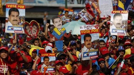 انتخابات فينيزويلا
