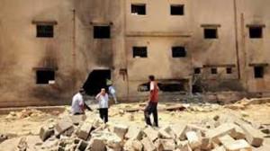 هجمات في بنغازي