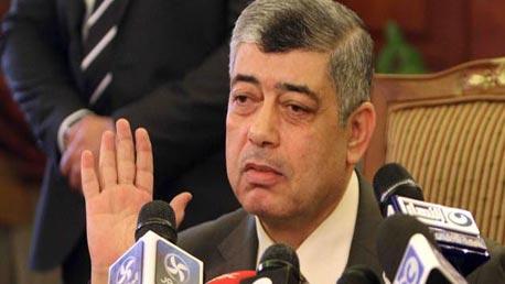 وزير الداخلية المصري