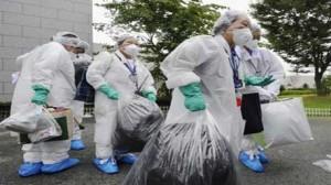 حادث نووي في اليابان