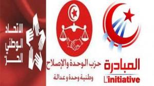 """حزب """"المبادرة الوطنية الدستورية"""""""