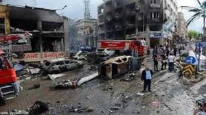 تفجيري تركيا