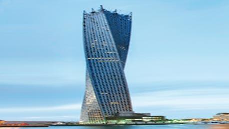 أعلى برج في العالم