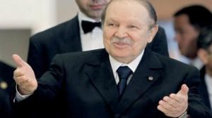 الرئيس الجزائري عبدالعزيز بوتفليقة