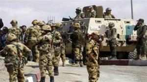 مصر: قتلى وجرحى بهجمات على مواقع عسكرية بسيناء