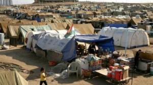 الاجئين السوريين في الأردن