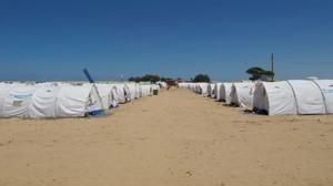 مخيم الشوشة