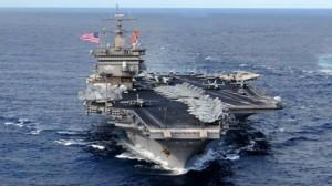 مجموعة قتالية أمريكية جديدة تتوجه قريبا إلى منطقة الخليج