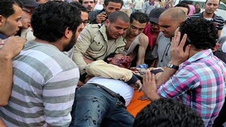 إشتباكات بمصر