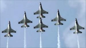 طائرات اف 16