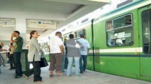 الاعلان عن تحويل مؤقت لوجهة عدد من خطوط المترو إلى محطة تونس البحرية عوضا عن محطة برشلونة
