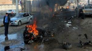 إنفجار عبوة ناسفة ببنغازي