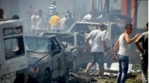 لبنان: ارتفاع عدد قتلى تفجيري أمس إلى 42 قتيلا و500 جريح