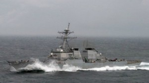 كإجراء وقائي: أمريكا ترسل سفينة حربية سادسة إلى شرق المتوسط