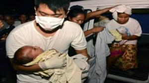 الفليبين: مقتل 24 شخصا و فقدان أكثر من مائتين آخرين إثر غرق سفينة