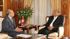 رئيس الجمهورية يلتقي وزير الشؤون الخارجية