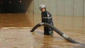 فيضانات بالجزائر