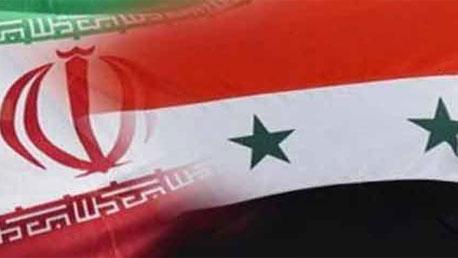 سوريا وايران