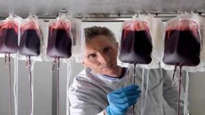 اكياس من الدم