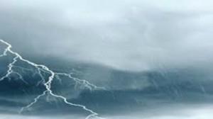 معهد الرصد الجوي: أمطار غزيرة ورياح قوية بالشمال