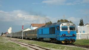السكك الحديدية التونسية
