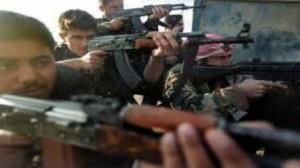تسليح المعارضة السورية