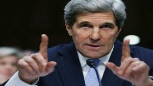 """""""كيري"""": الحرب في سوريا لن تنتهي إلا بالمفاوضات"""