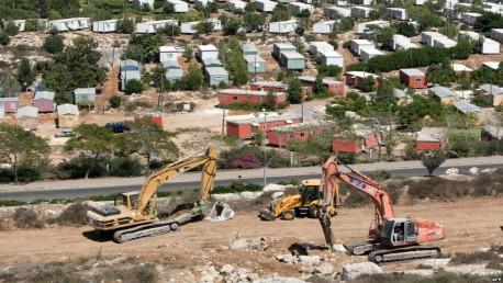 الكيان الصهيوني يُعلن عن بناء المزيد من المستوطنات بالضفة الغربية والقدس