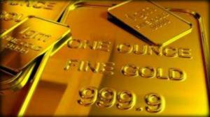 الذهب يتراجع نحو 1300 دولار بفعل ارتفاع الدولار