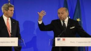 على خلفية قضية التجسس: وزير الخارجية الفرنسي يستدعي السفير الأمريكي في باريس