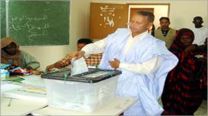 الإنتخابات الموريتانية