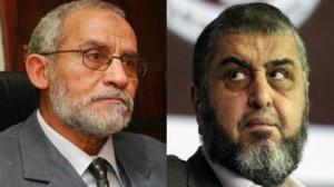 مصر: حبس ثلاث رموز بجماعة الإخوان المسلمين 15 يوما على ذمة التحقيق