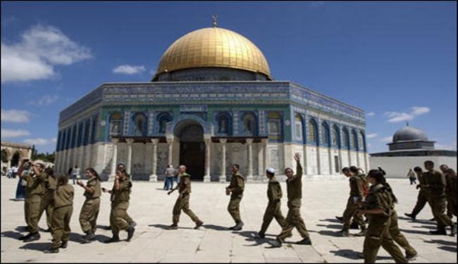 """الكيان الصهيوني يطرح مشروع قانون يمنع أي """"تنازلات"""" مستقبلية عن القدس"""