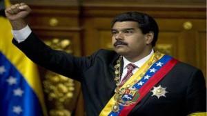 """البرلمان الفنزويلي يمنح الرئيس """"مادورو"""" صلاحيات استثنائية"""