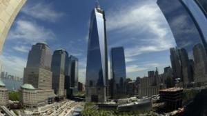 افتتاح برج جديد في موقع مركز التجارة العالمي بنيويورك