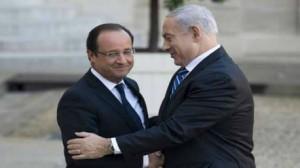 """الرئيس الفرنسي """"فرانسوا هولاند""""  يزور بلد الاحتلال في 18 نوفمبر الجاري"""