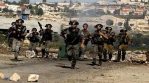 """200 مستوطن صهيوني يُغلقون شارعا يربط بين قريتين غربي """"جنين"""""""