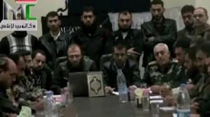 سوريا: تحالف 6 فصائل إسلامية في جبهة واحدة