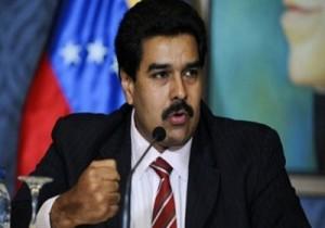 """رئيس فنزويلا """"نيكولاس مادورو"""""""