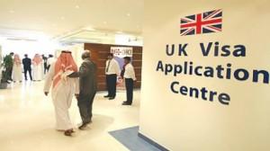 تأشيرات لبريطانيا