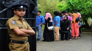 الناخبون في المالديف يُدلون بأصواتهم في الانتخابات الرئاسية