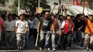 الصين: مقتل 18 شخصا في أعمال شغب غربي البلاد