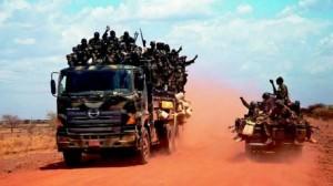 إرسال قوة أوغندية إلى جنوب السودان لإجلاء رعاياه