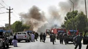 انفجار بمستودع الأمن القومي قرب السفارة الأميركية في كابول