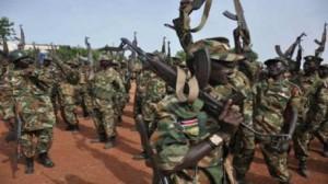 """""""جوبا"""": إحباط محاولة انقلاب عسكري وإعلان حضر تجوّل في البلاد"""