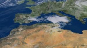 أمطار متفرقة ورعدية بالشمال والسواحل الشرقية