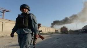 سقوط قذيفتين على السفارة الأميركية في كابل